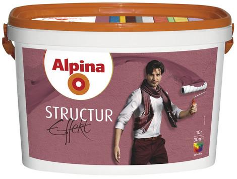 Alpina  Structur Effekt 10л и 5л