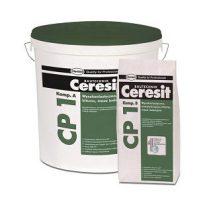 Ceresit CP 1. Высокоэластичная, не содержащая битума, изоляционная масса