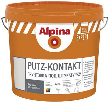Alpina EXPERT Путц-Контакт 16кг и 4,5кг