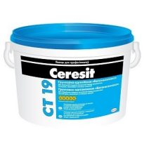 Ceresit СТ 19. Грунтовка адгезионная «Бетонконтакт»
