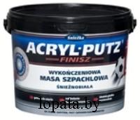 Acryl putz finish финишная шпатлевка 27кг